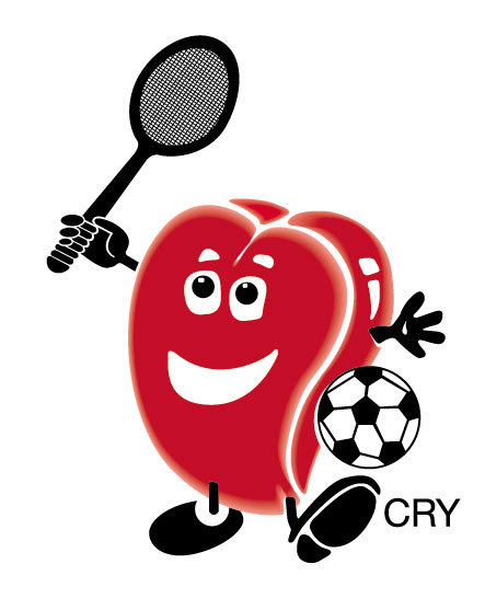 CRY Heart logo